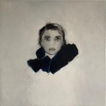 Linda Stojak Painting 2018 - 2020 Figure Bust